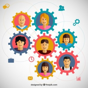 teamwork-concept-with-gears_23-2147506635