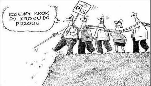 Krok po kroku PiS